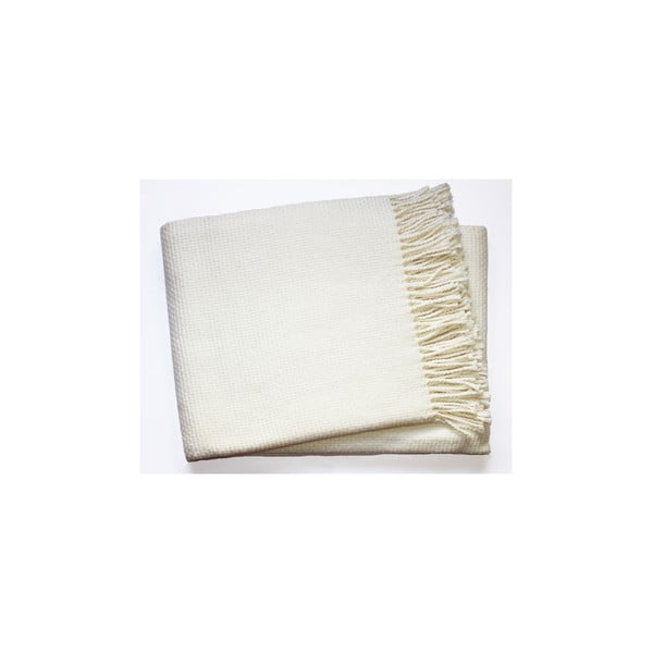 Pătură Euromant Zen, crem, 140 x 180 cm