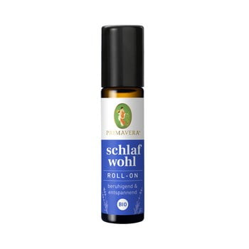Roll-on cu ulei esențial aromaterapie Primavera Sleep Comfort, 10 ml