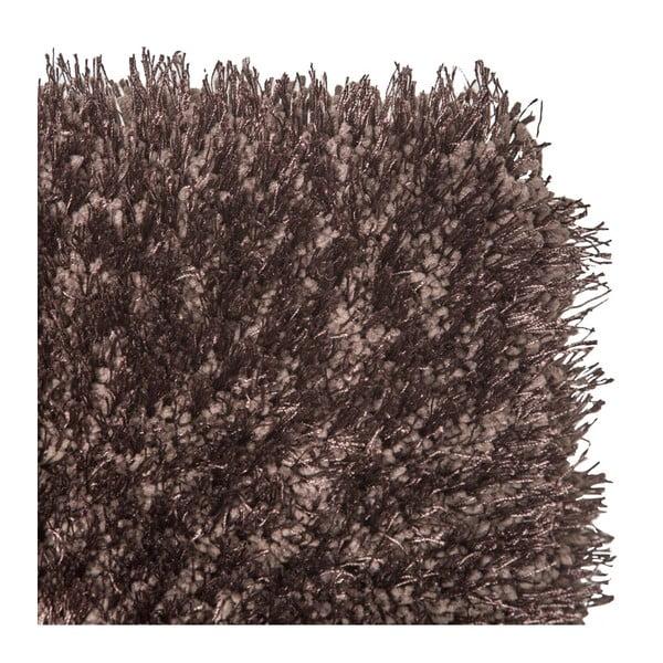 Koberec Porto 140x200 cm, hnědý