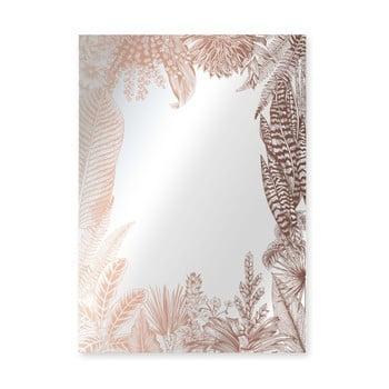 Oglindă de perete Surdic Espejo Kentia Copper, 50 x 70 cm imagine