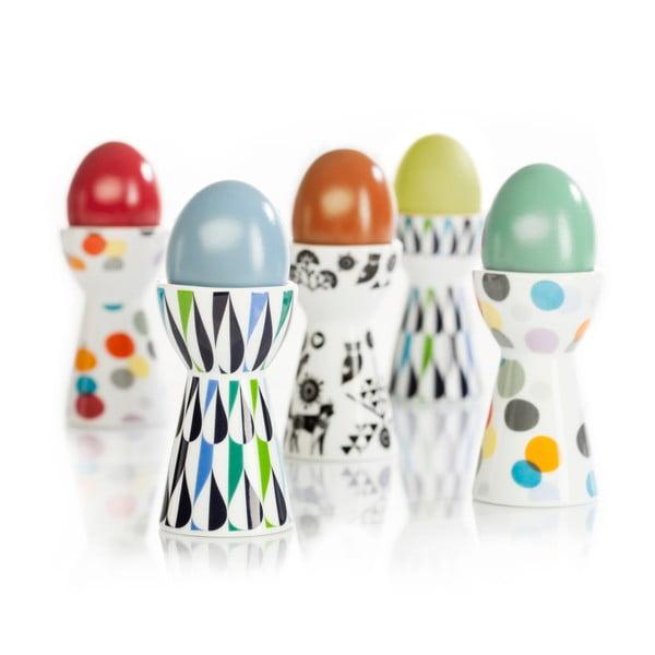 Pohárky na vajíčka Drop, 2 ks