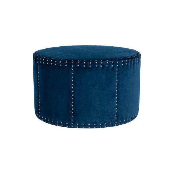 Taburetka Sherri, modrá