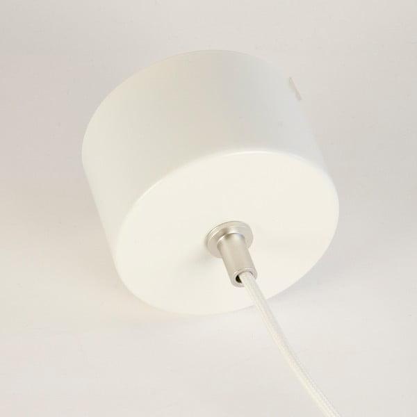 Závěsný kabel Classic White