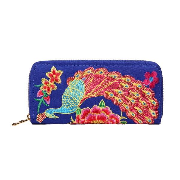 Peněženka Peacock Blue