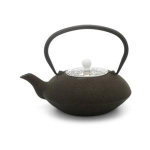 Ceainic din fontă Bredemeijer Yantai, 1,2 l, maro