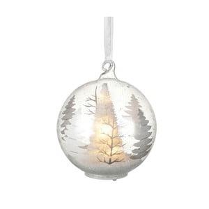 Světelná LED vánoční ozdoba Parlane Snow