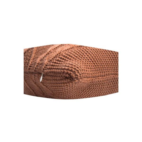 Polštář s výplní Fancy Brick, 43x43 cm