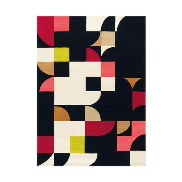 Ručně tkaný koberec Spirit Red, 140x200 cm