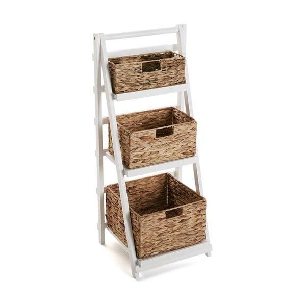 Dřevěný stojan se 3 košíky Versa Unit