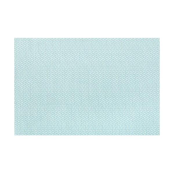 Modré prostírání Tiseco Home Studio Triangle, 45 x 30 cm