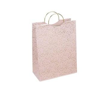 Růžová dárková taška Tri-Coastal Design Stockholm Bag