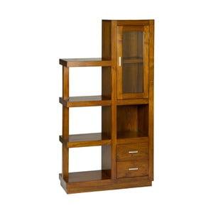 Knihovna ze dřeva mindi Santiago Pons Michelle