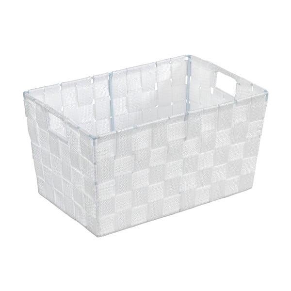 Bílý košík Wenko Adria, 20x30cm