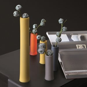 Univerzální nižší nádoby Assolo Medio 2 ks, světle šedé