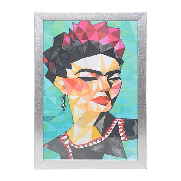 Obraz Piacenza Art Pop Art Frida, 30x20 cm