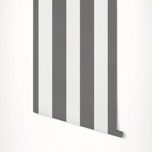 Šedo-bílá samolepicí tapeta LineArtistica Dora, 60 x 300 cm