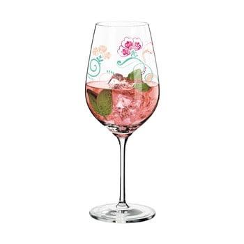 Pahar din sticlă cristalină Ritzenhoff Carolin Corner, 600 ml