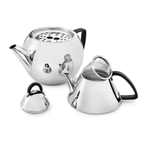 Samovar, servírovací a vařící konvice 2,8 l