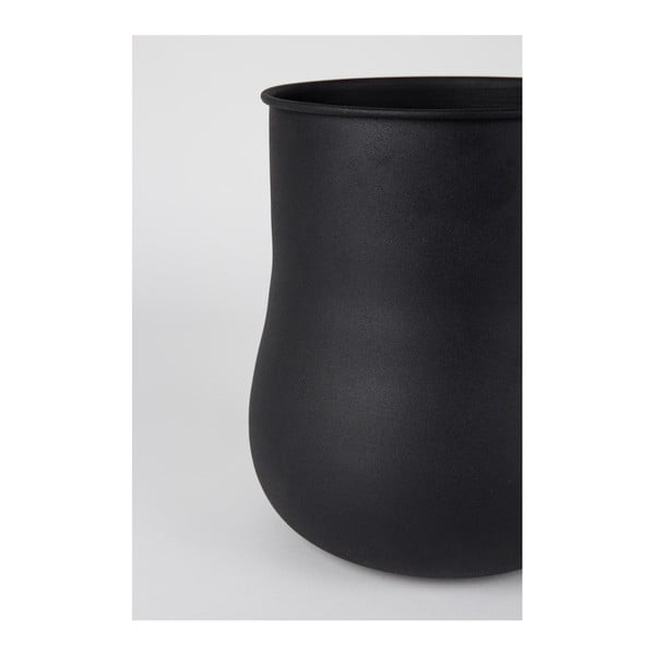 Černá váza Zuiver Big Blob