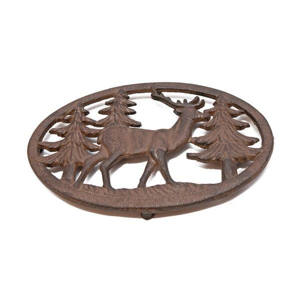 Deer fém hőszigetelő edényalátét - Antic Line