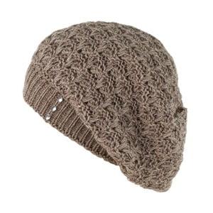 Hnědý baret Julie