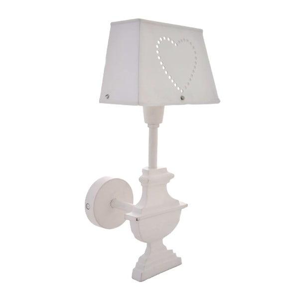 Nástěnné světlo White Lamp