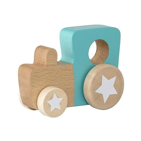 Jucărie din lemn în formă de tren Bloomingville Toy