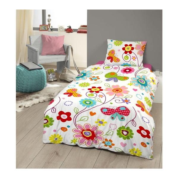 Dětské povlečení Muller Textiel Happy, 135x200 cm