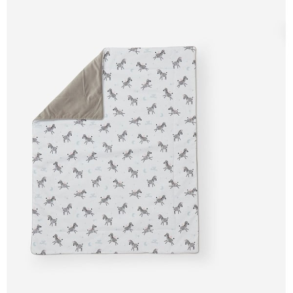 Dětská peřinka Pinio Zebras, 100 x 80 cm
