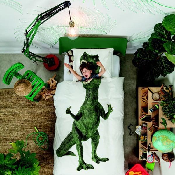 Povlečení Snurk Dinosaurus Rex, 135x200 cm