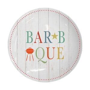 Porcelánový talíř PPD Summer Barbeque, ⌀27cm