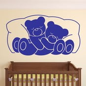 Autocolant Fanastick Baby Bears