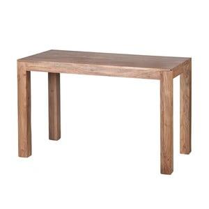 Jídelní stůl z masivního akáciového dřeva Skyport Alison, 120x60cm