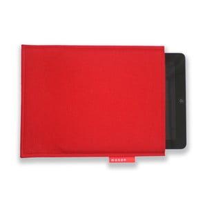 Plstěný obal na iPad Basic 2/3/4, red
