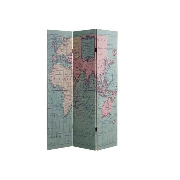 Zástěna Cosas de Casa Mapa světa