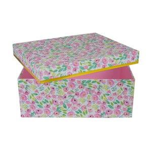 Úložná krabice Tri-Coastal Design Design Lovely Blooms