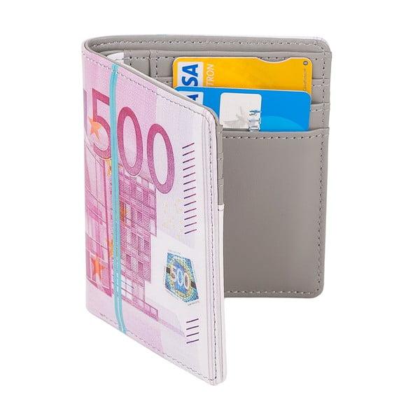 Peněženka 500 EUR