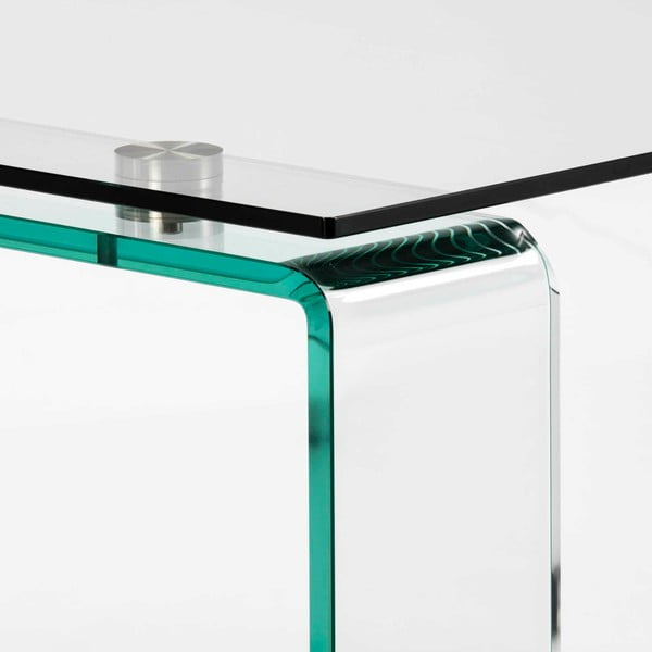 Jídelní sklěnený stůl Thai Natura Divino, 160 x 90 cm
