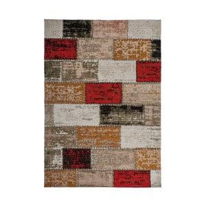Ručně tkaný koberec Kayoom Sitar 770 Rot Multi, 80 x 150 cm