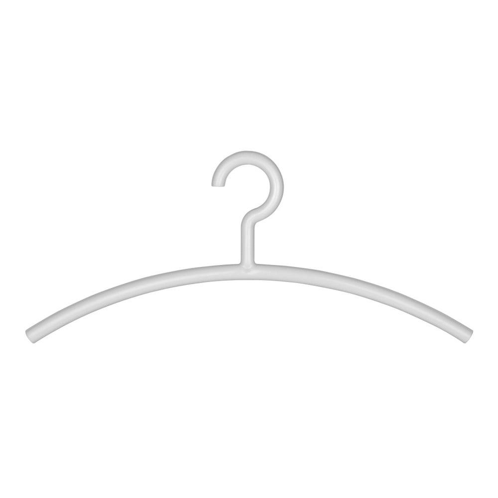 Produktové foto Bílé ramínko na oblečení Wenko Mir