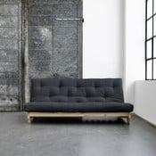 Canapea extensibilă Karup Fresh Raw/Gray