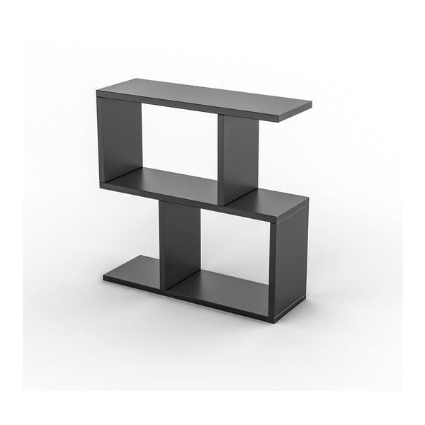 Antracitový příruční stolek Life Anthracite