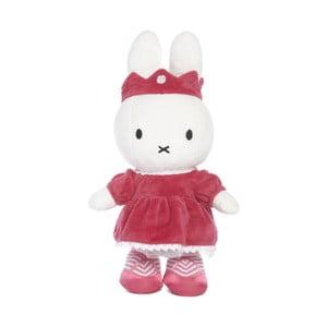 Plyšový králík Miffy královna, 23 cm