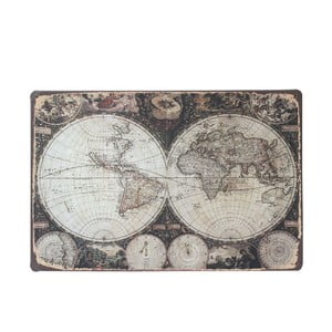 Cedule Around The World, 20x30 cm