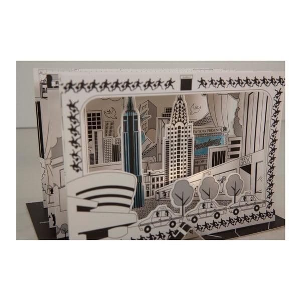 Oraș panoramic 3D Mon Petit Art New York