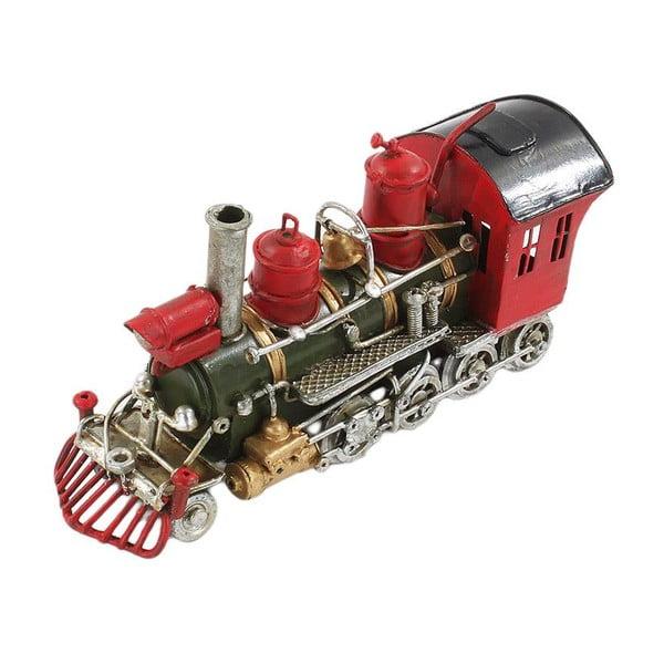 Dekorace ve tvaru lokomotivy InArt