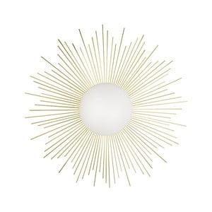 Nástěnné svítidlo v barvě mosazi GlobenLighting Soleil