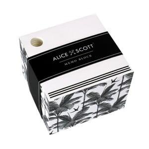 Suport notițe Alice Scott by Portico Designs, 500 pag.