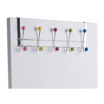 Cuier pentru ușă Compactor Congetti, 10 cârlige imagine