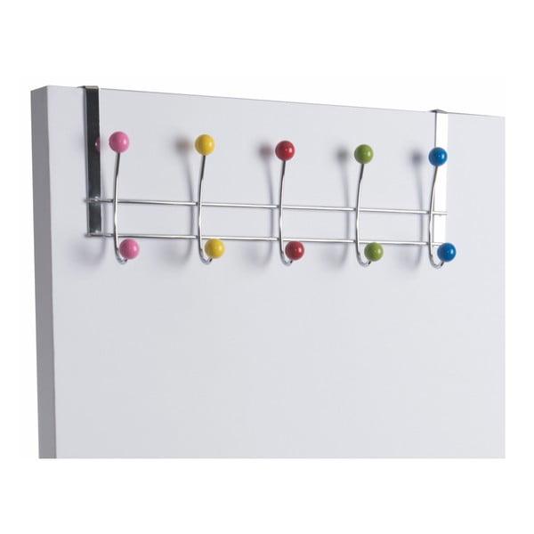 Cuier pentru ușă Compactor Congetti, 10 cârlige